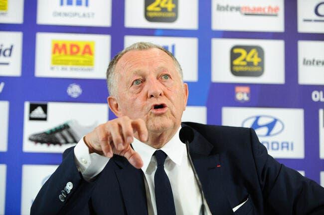 OL : Aulas est furieux et il répond au Parisien !