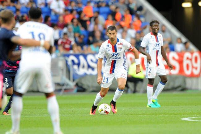 OL : Gonalons avoue avoir été effrayé par son tacle contre Bordeaux
