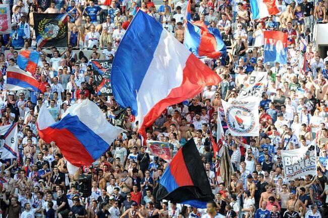 OM - OL : Les supporters lyonnais interdits au Vélodrome !