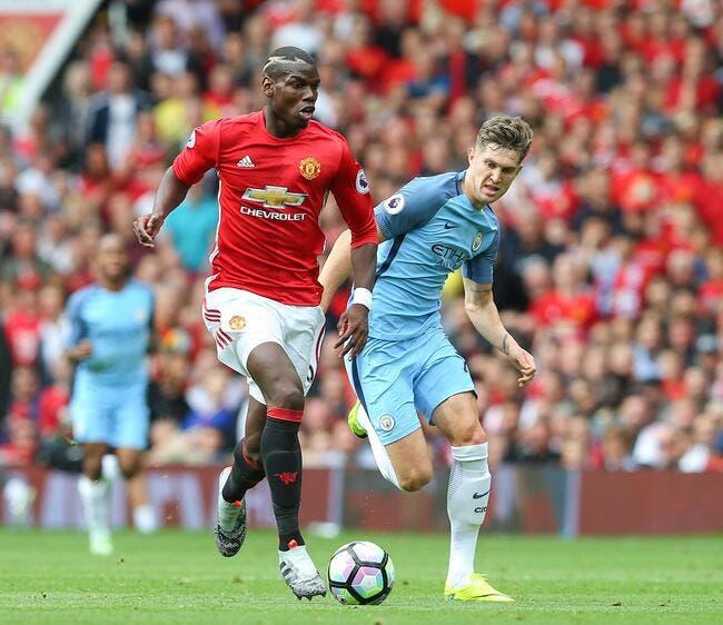 PL : Paul Pogba déjà démoli après le derby perdu