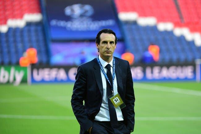 PSG: Emery explique la mise à l'écart de Ben Arfa