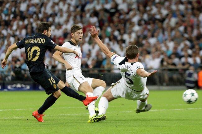 Monaco renverse Tottenham à Wembley !