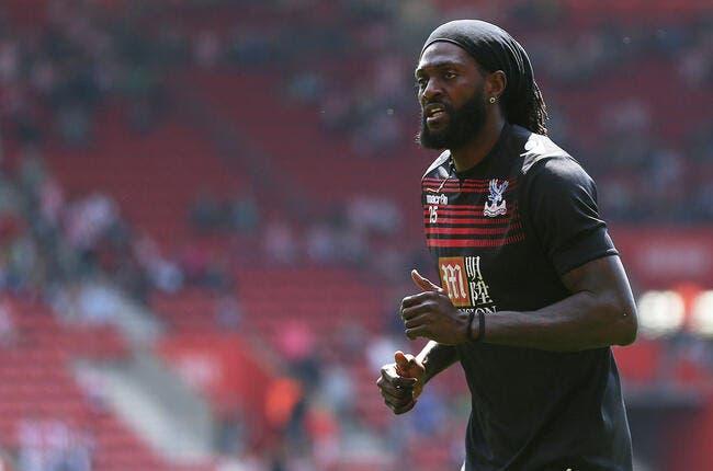 OL: Adebayor attendu jeudi à Lyon!