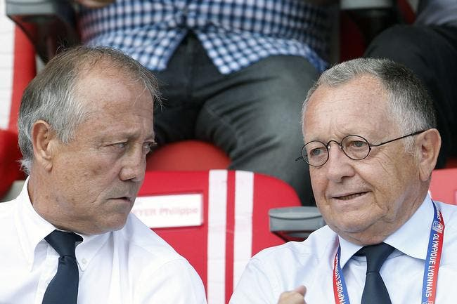 OM-OL : Aulas va contester l'interdiction de déplacement des supporters