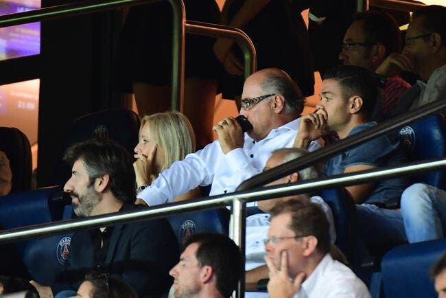 PSG: Nasser Al-Khelaifi au secours d'Emery, Cavani et Ben Arfa