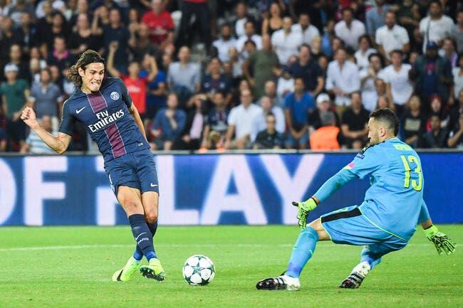 PSG: C'est dur de marquer un but, le drôle d'aveu signé Cavani