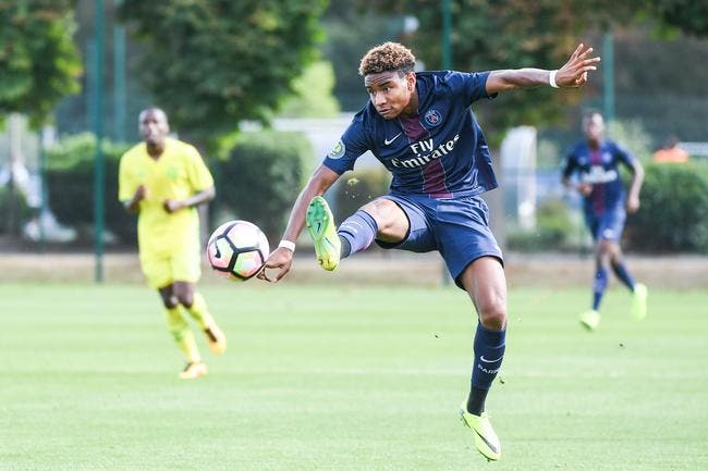 PSG : Nkunku prolonge jusqu'en 2020