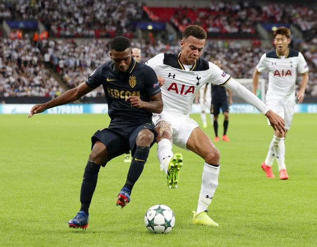 Tottenham - Monaco : 1-2