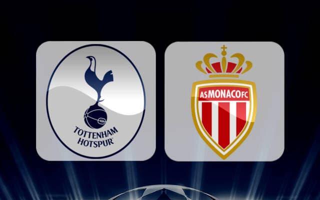 Tottenham - Monaco : Les compos (20h45 sur Canal+)