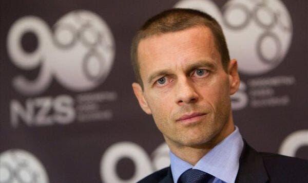 UEFA : Aleksander Ceferin succède à Michel Platini comme président