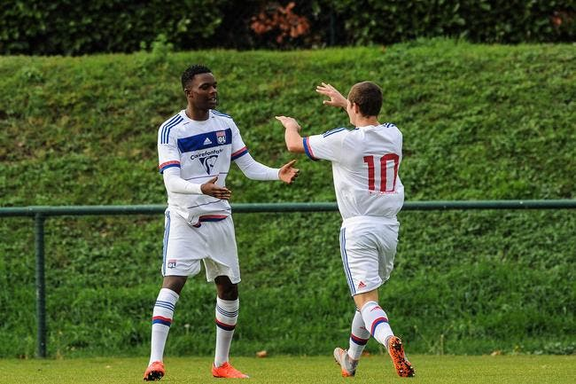 Youth League : L'OL domine Zagreb