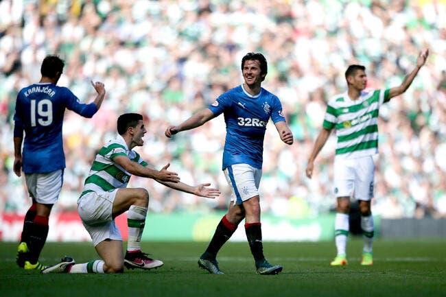 Glasgow Rangers : Joey Barton s'embrouille, se retrouve mis à pied !