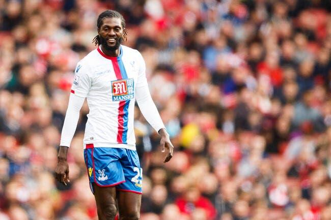 OL: Adebayor arrive à Lyon, et ne signe pas!