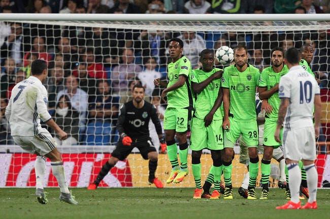 Real Madrid: Le premier coup de sang de Cristiano Ronaldo