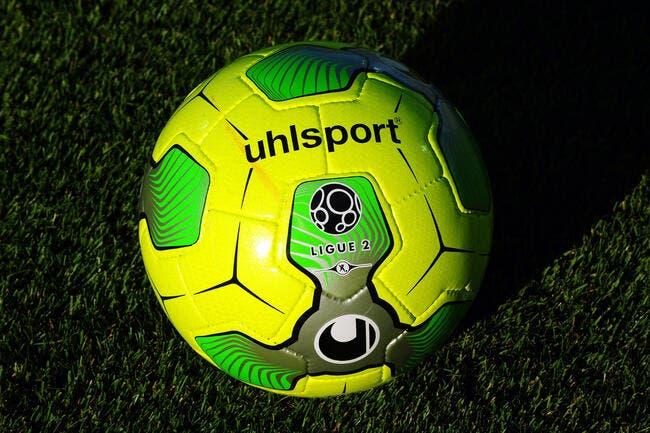L2 : GFC Ajaccio – Amiens reporté