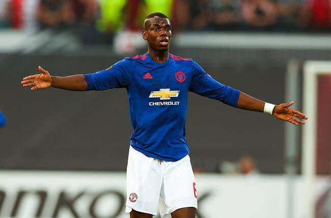Pogba fait n'importe quoi, Man United doit piocher au Real