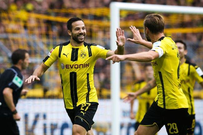 Dortmund - Darmstadt : 6-0