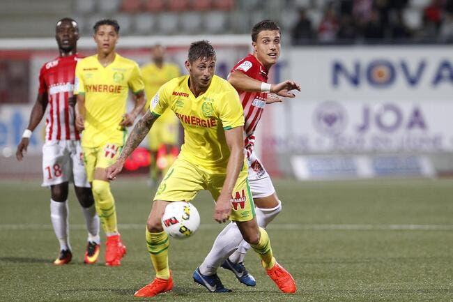 FC Nantes : Girard a peut-être trouvé une solution offensive