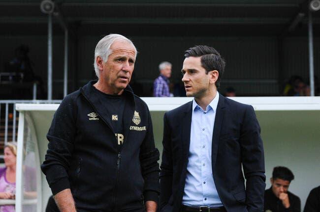 FCN: Nantes préfère attendre avant de taper sur Girard