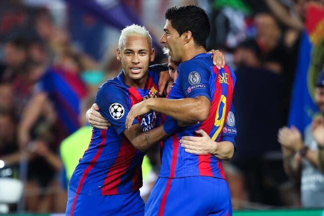 Leganes - FC Barcelone : 1-5