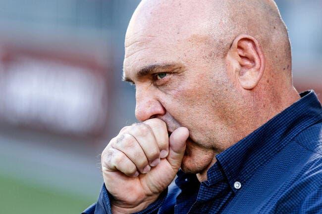 LOSC : Antonetti s'énerve et annonce que Lille est «en crise»