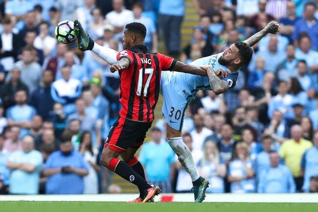 Man City - Bournemouth : 4-0