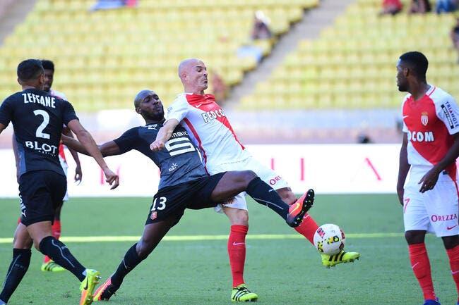 Monaco - Rennes : 3-0