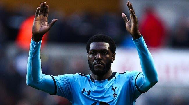 Officiel : L'OL confirme et dévoile pourquoi Adebayor ne signera pas