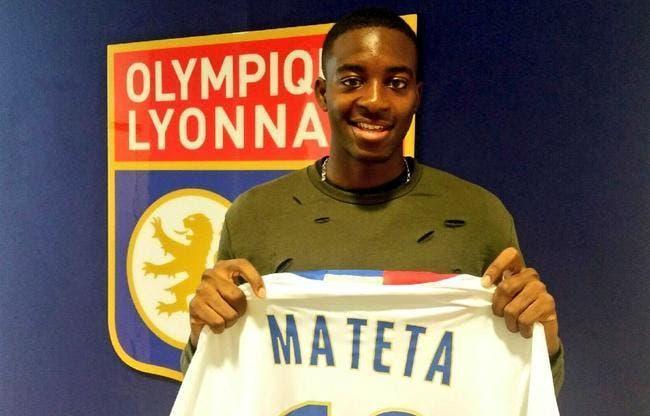 OL : Mateta va devenir grand à Lyon annonce Valbuena