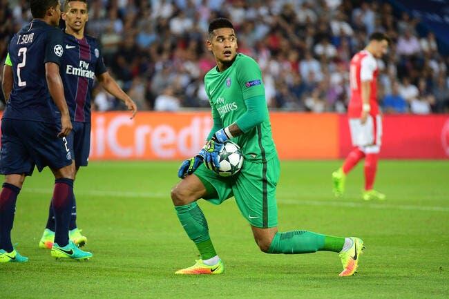 PSG: Areola vs Trapp, le Français part avec un avantage
