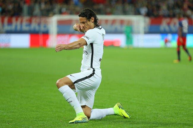 PSG : Paris Champion d'Europe avant 2023 avec Cavani promet Courbis !