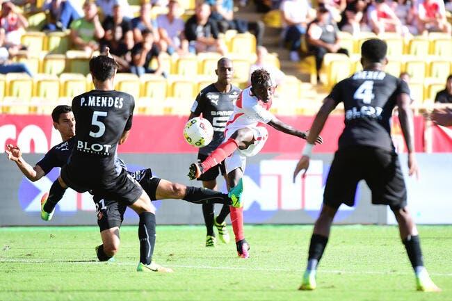 3-0 (résumé vidéo, doublé Lemar) — Monaco vs Rennes