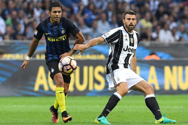Inter Milan - Juventus :  2-1