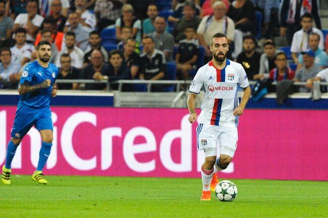 OL: Darder l'avoue, il a pris une grosse claque en Ligue 1