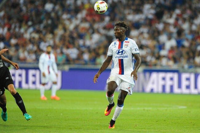 OL : Lyon est «plus fort» que l'an passé annonce Mapou