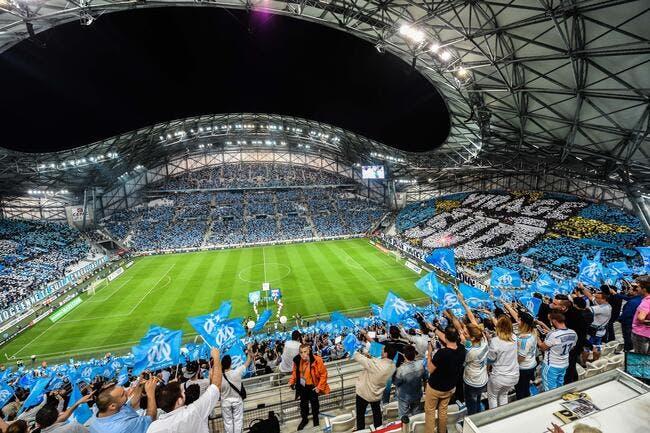 OM-OL : Le Vélodrome loin d'être complet pour le choc Marseille-Lyon !