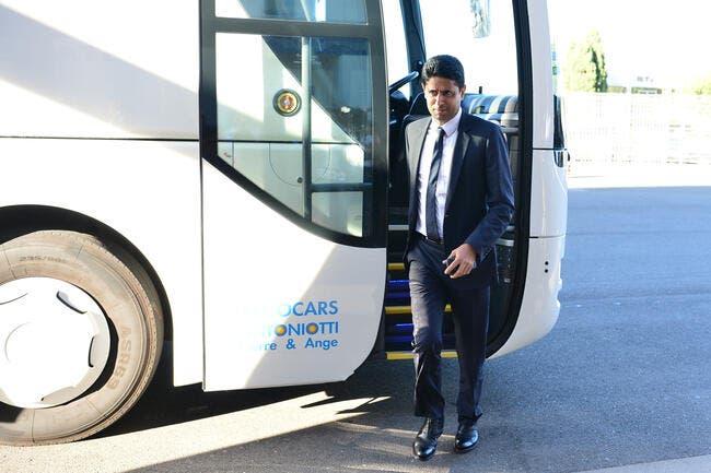 PSG: Nasser Al-Khelaïfi réagit au rachat de l'OM!
