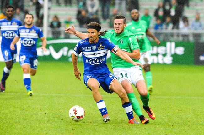 Un pénalty dans les arrêts de jeu, Bastia enrage, l'ASSE gagne