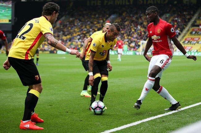 Watford - Manchester United : 3-1