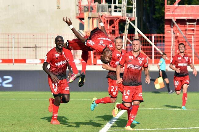 Dijon : Après avoir tapé l'OL, le promu s'attaque au PSG