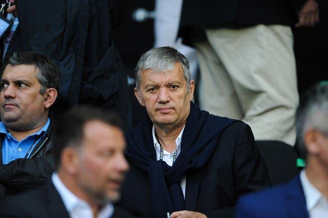 OL : Jacques Santini attaque un choix de Genesio