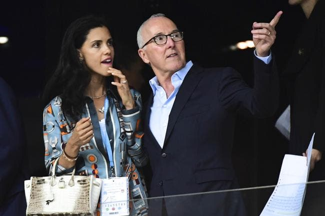 OM: Frank McCourt a adoré passer devant la DNCG