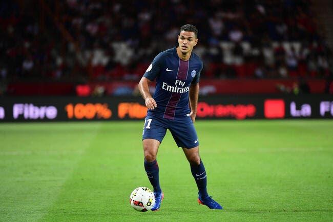 PSG: Emery éjecte encore Ben Arfa de son groupe pour Paris-Dijon