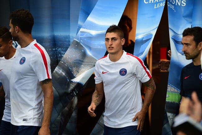PSG : Le groupe parisien face à Dijon