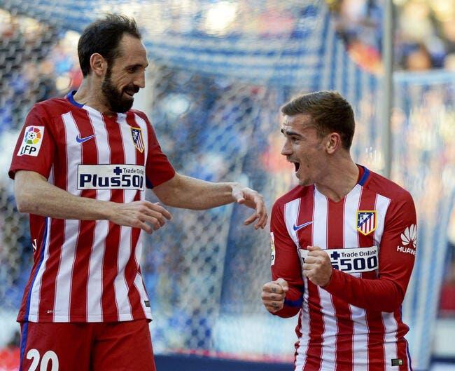 Griezmann sera Ballon d'Or… selon l'Atlético