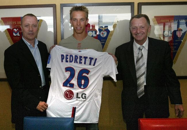 OL : Pedretti n'avait pas «le niveau» pour un Lyon grand d'Europe