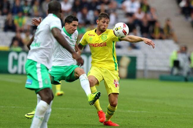 FC Nantes : Ce problème offensif, Girard en a vraiment assez !