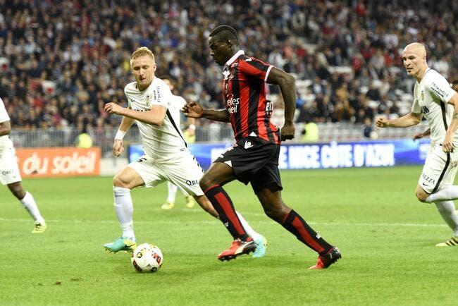 L1 : Balotelli propulse Nice en tête de la Ligue 1 !