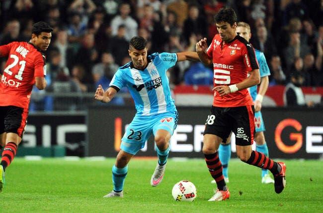 L1 : L'OM craque encore, Rennes a adoré