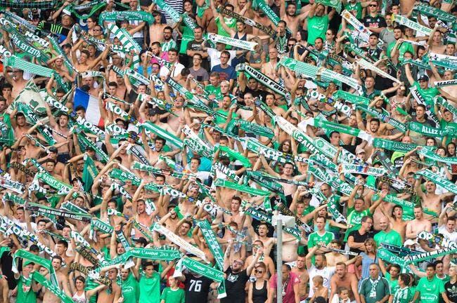 OL-ASSE : 771 supporters des Verts autorisés à Lyon et pas un de plus